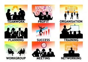 crear una empresa tareas