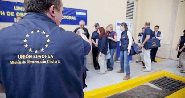 elecciones de Perú 2016 observadores UE