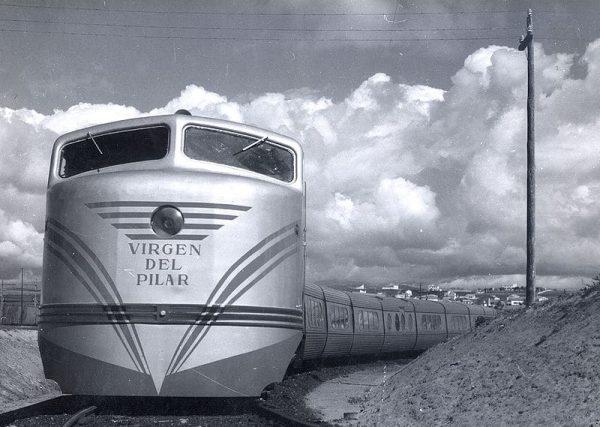 ferrocarril TALGO