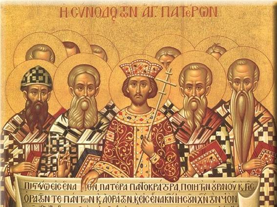 Cristianismo. Concilio de Nicea