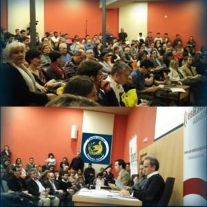 Economía y sociedad. Debate Rallo Burillo