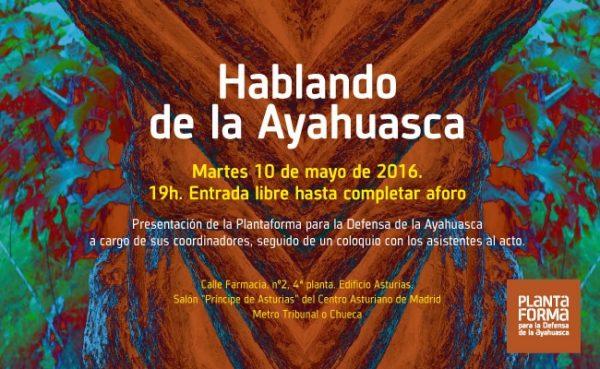 ayahuasca conferencia