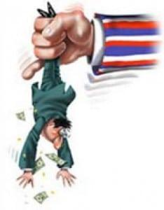 Presión fiscal papeles de Panamá