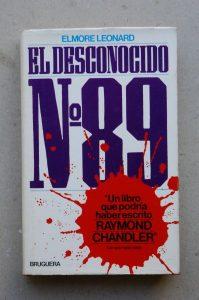 el desconocido nº 89