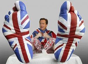 Brexit Cuando se piensa con los pies