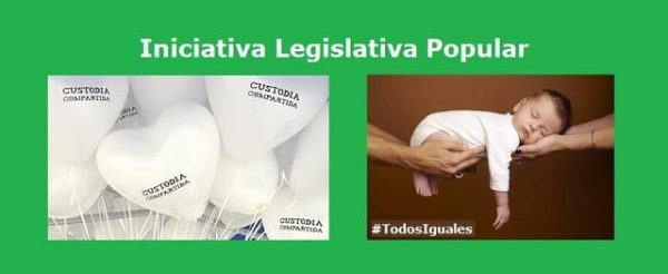 Iniciativa Legislativa Popular por la Custodia Compartida