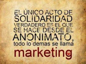 solidaridad marketing