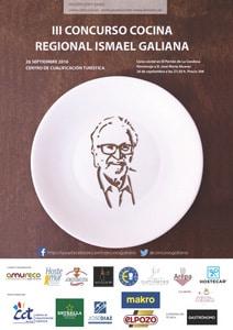 III Concurso Cocina Regional Ismael Galiana