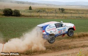 El Compromiso Cooper Tires neumáticos Dakar 2