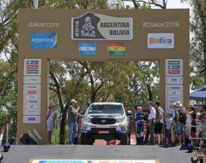 El Compromiso Cooper Tires neumáticos Dakar