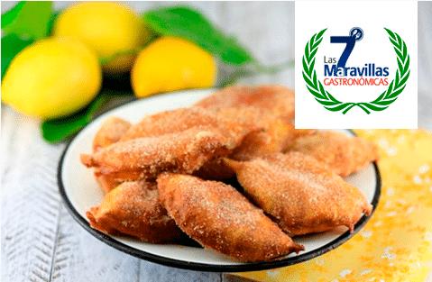 Las 7 Maravillas Gastronómicas de España. Paparajotes