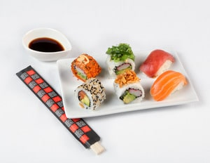 Sushi Daily mix Zaragoza