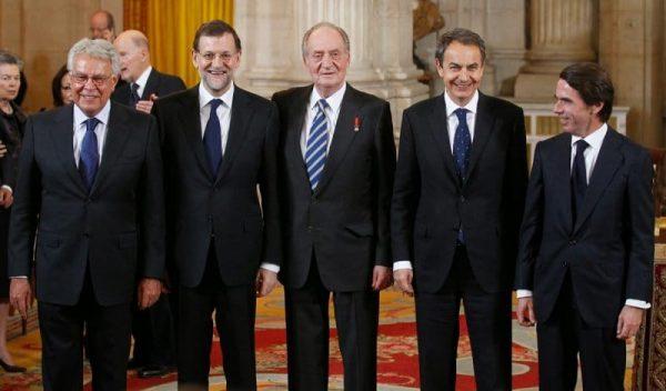España no es democracia