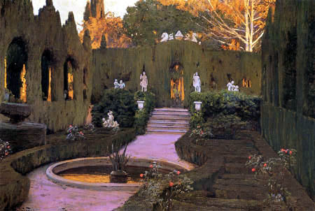 El jard n como lugar de paseo y meditaci n el librepensador for Jardines de aranjuez horario