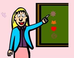 profesora-colegio-pintado-por-helga-9742712