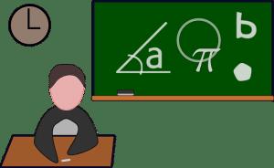 profesor aula