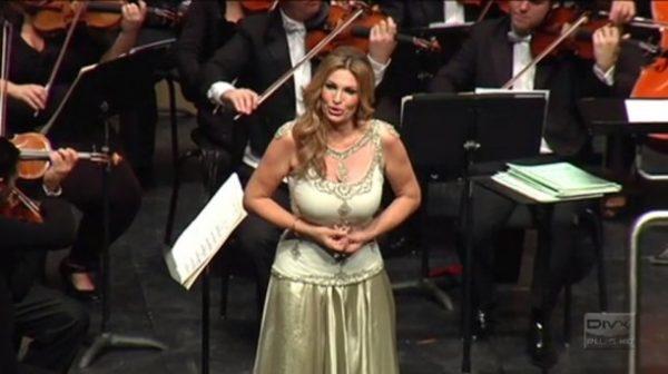 Concierto de Ainhoa Arteta en Zaragoza