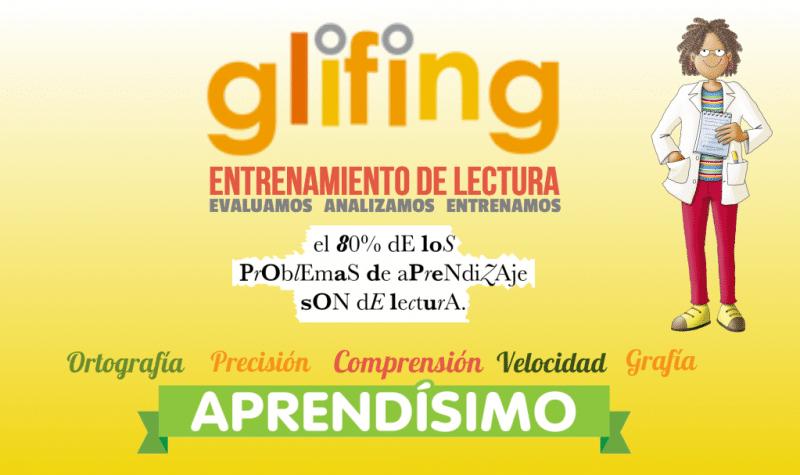 El Método Glifing. Entrenamiento de la lectura