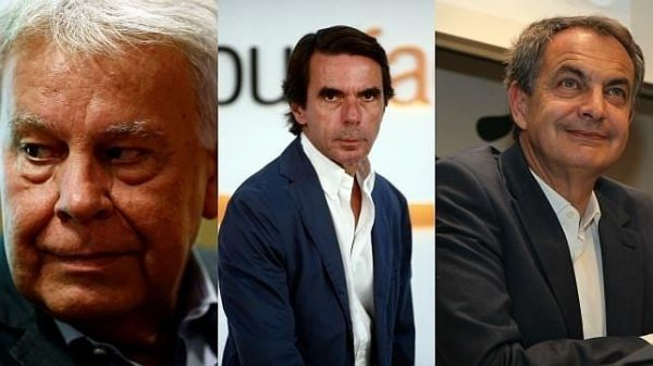 El Parlamento debe suprimir las Pensiones Vitalicias a los expresidentes del Gobierno