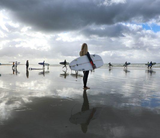 Si amas el surf, tienes una cita en Coruña
