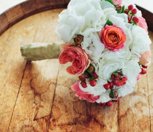 Los tipo de flores más utilizados para ramos de novias