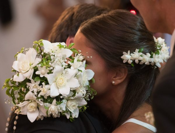 ramo jazmin boda
