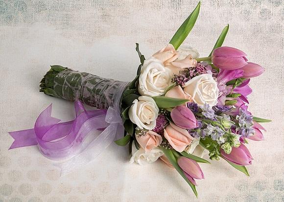 ramo rosas boda