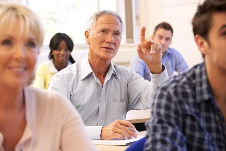 Cursos para Adultos La jubilación activa