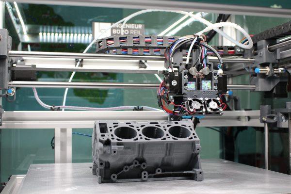 Aplicación de la impresión 3D en la industria