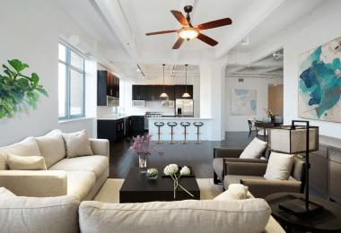 Consejos de decoración, cómo potenciar la simetría en el salón