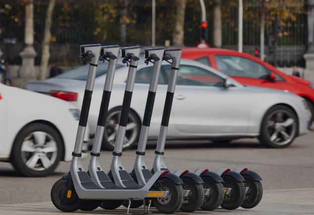 Vehículos eléctricos urbanos para moverte por la ciudad