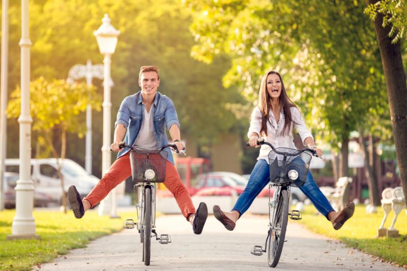 Nueva cultura de bicicletas en ciudades europeas
