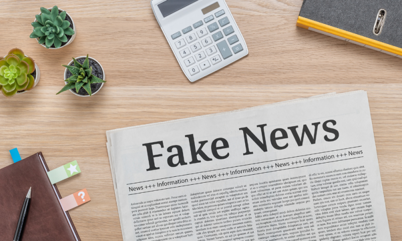 Cómo combatir las fake news