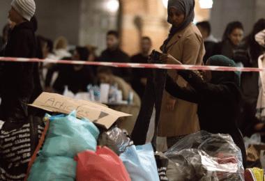 S.O.S mundial, los refugiados