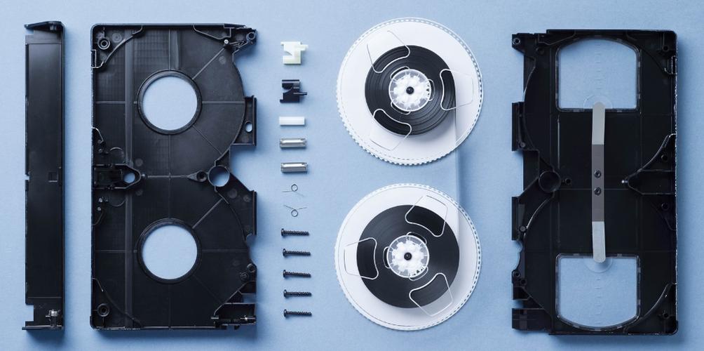 Digitalizar cintas de video con B&W Foto Video